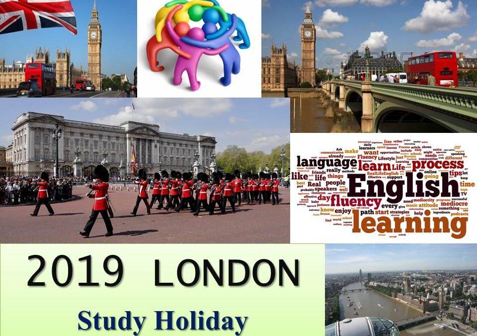Vacanza studio - Londra 2019 - Cambridge House English